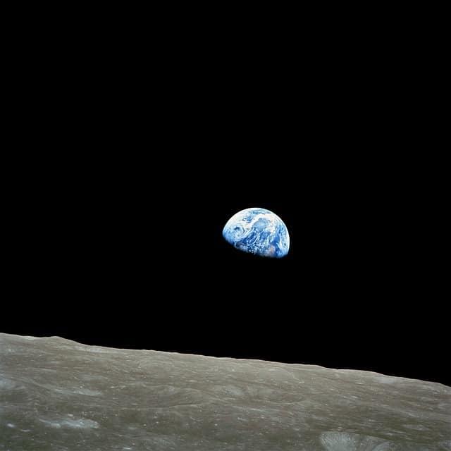 Welche Temperaturen herrschen auf dem Mond?