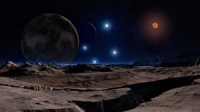 Könnte es Leben auf dem Mond geben?