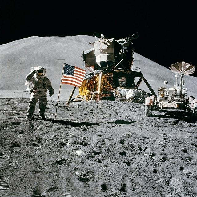Welche Nationen sind schon auf dem Mond gelandet?