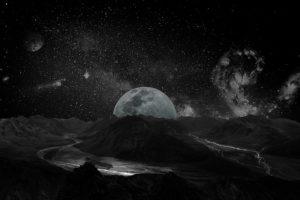 Seltenes Naturschauspiel – Was ist der Black Moon