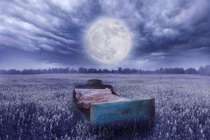Schlaflosigkeit bei Vollmond – Mythos oder tatsächliches Phänomen?