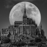 Vollmond im August 2020 – Roter Mond und Sternschnuppen