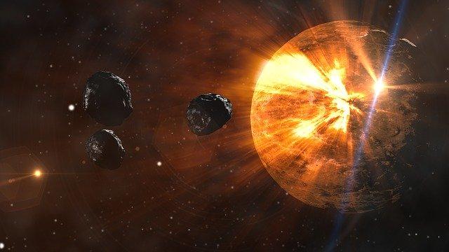 Der heißeste Planet unseres Sonnensystems ist die Venus
